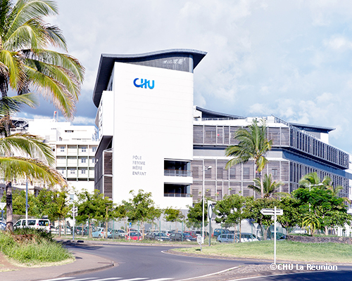 Le CHU de la Réunion a confiée à ELIX, en cotraitance avec le partenaire local de CERIS Group BE GREEN, les études de programmation pour la restructuration / extension des unités de Pharmacotechnie.